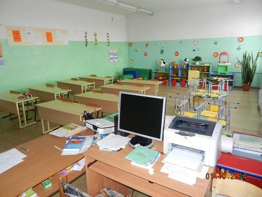 кабинет предшкольной подготовки